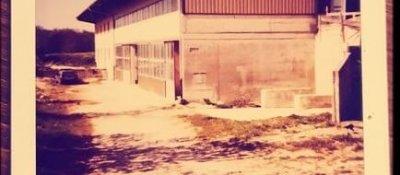 Batiment de l'entreprise BB Découpe Tout en 1997